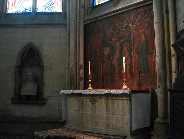 The chapel of St John