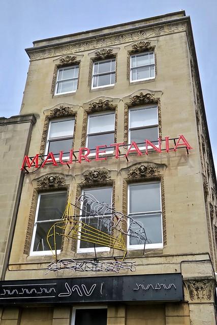 Mauretania, Bristol, UK