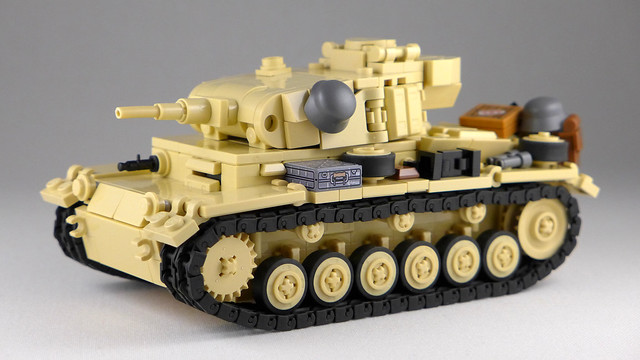 Panzer III Ausf.F