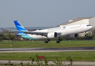 F-WWCD / PK-GHI Airbus A330-941 Garuda Indonesia s/n 1959 * Toulouse Blagnac 2021 *