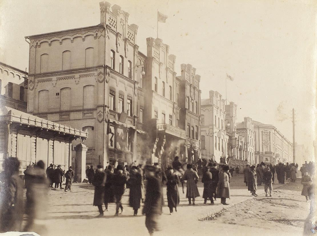 1905. Торговый дом Кунст и Альберс
