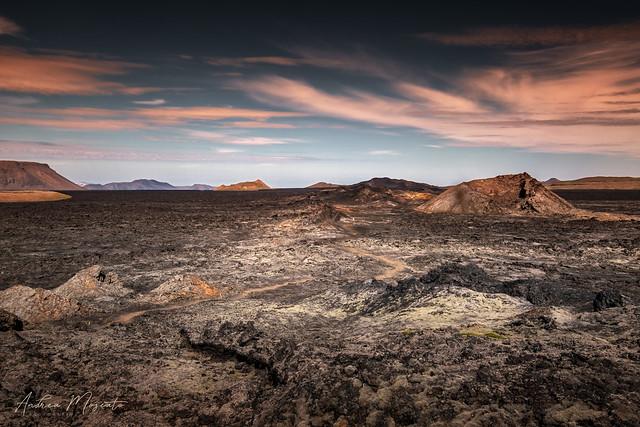 Leirhnjúkur Lava Field (Iceland)