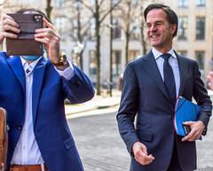 Netelig parket voor Premier Mark Rutte / VVD