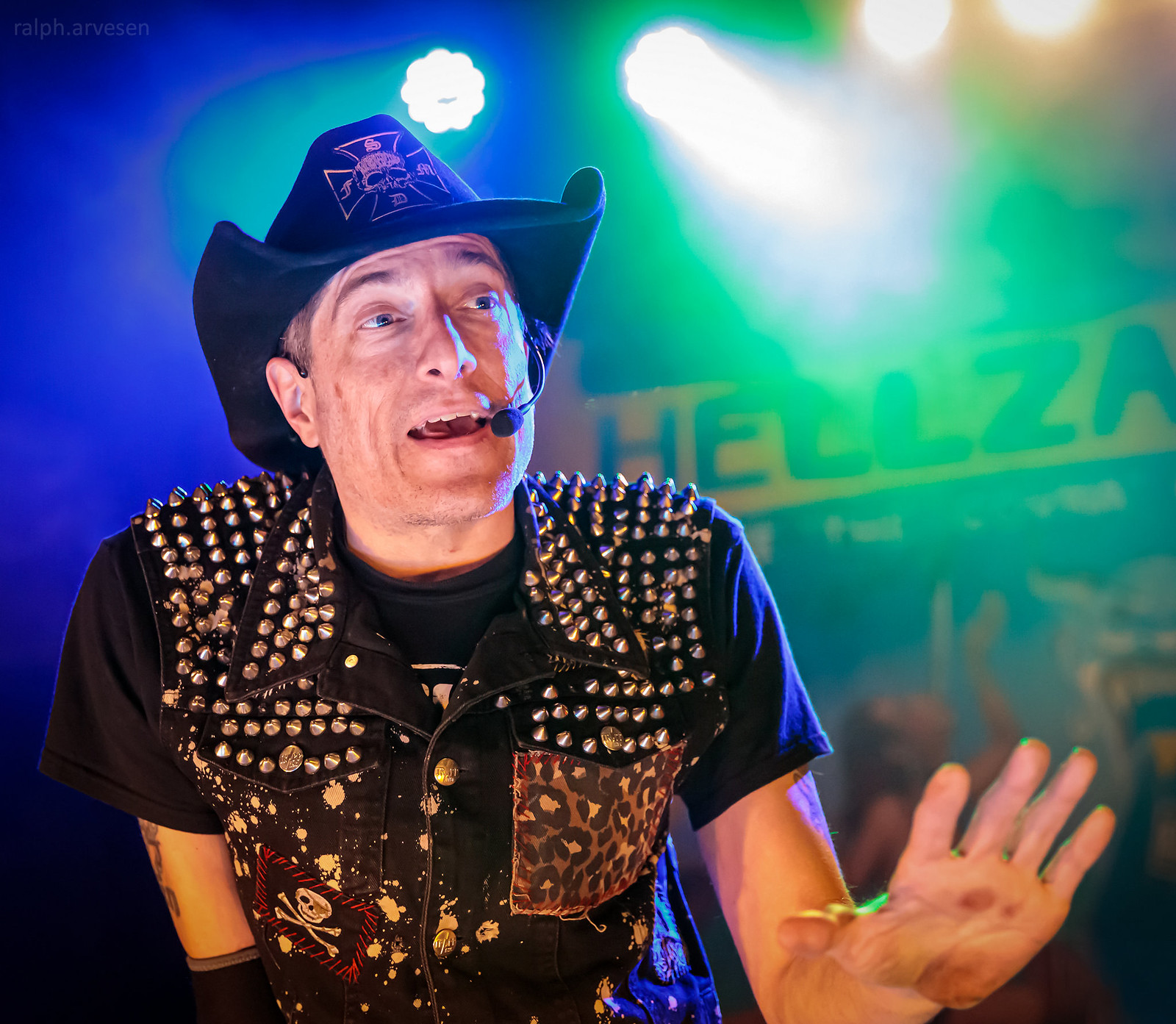 Short E Dangerously | Texas Review | Ralph Arvesen