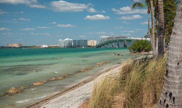 Ringling Causeway Waterscape