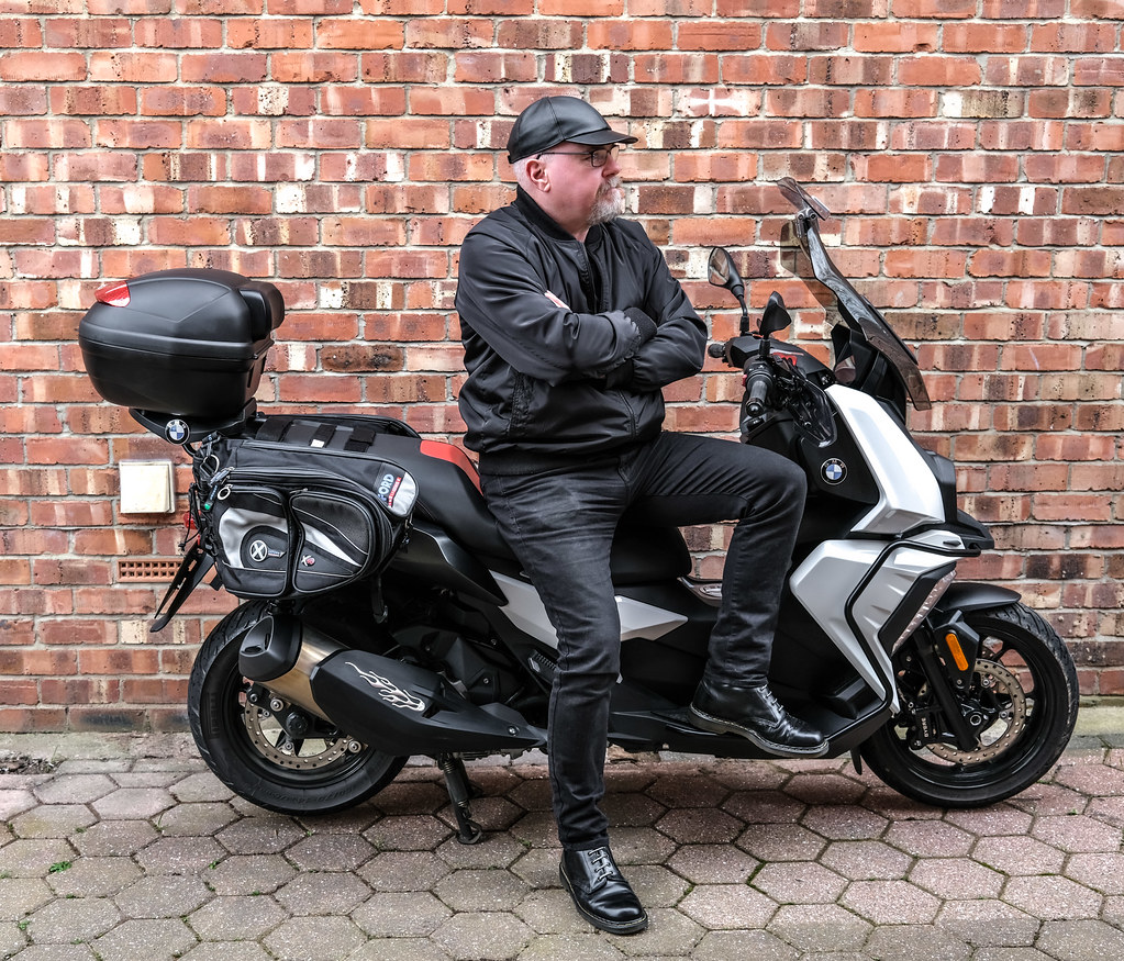 The BMW C400X and i.