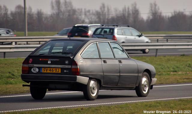 Citroën GSA Pallas C-matic 1980