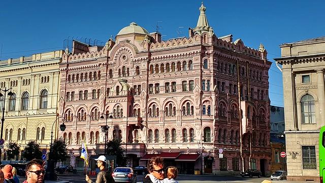 Edificio de renta - San Petersburgo