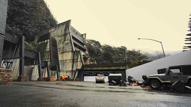 Apex facility in Hong Kong