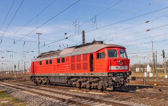 DBC 232 259 Oberhausen West