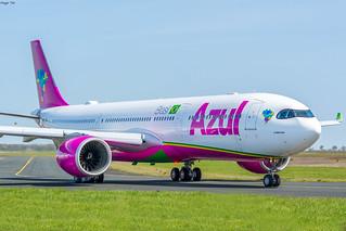 Airbus A330-941neo [F-WWYO] Azul Lihnas Aereas (Pink Ribbon Livery)