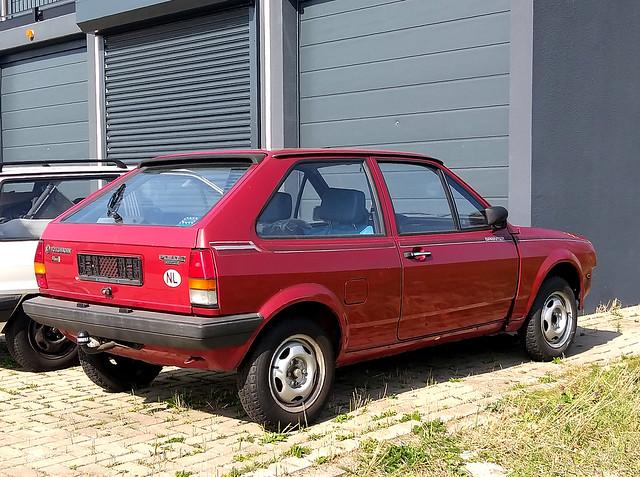 1982-1990 VOLKSWAGEN Polo C MK2 Coupé Sprinter