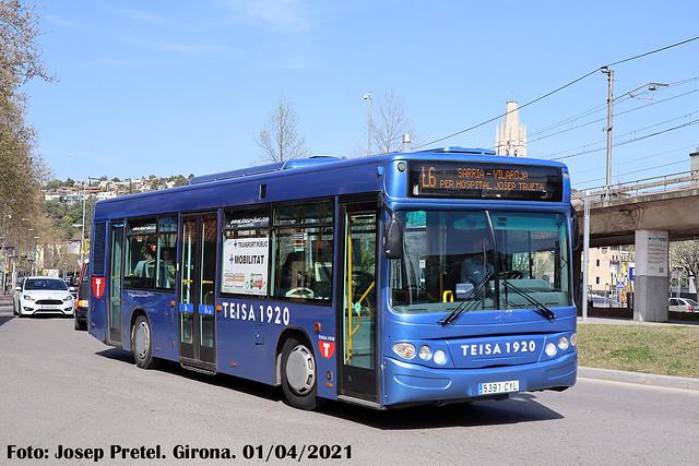 TEISA - Scania N94UB