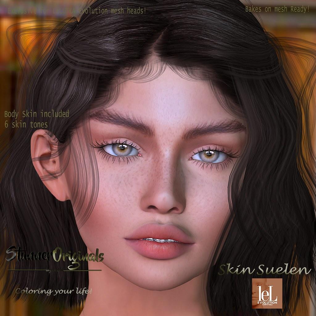 .:: StunnerOriginals ::. Skin Suelen