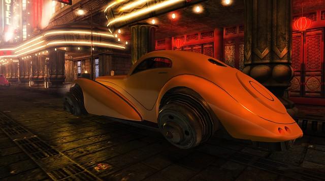 Drune Diesel City - II