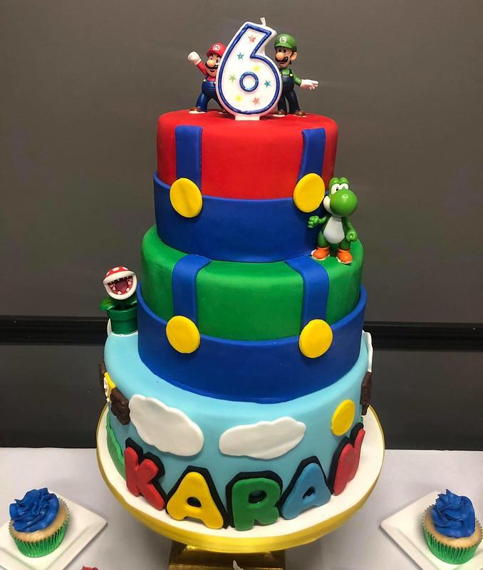 Cake by Bake. Eat. Love