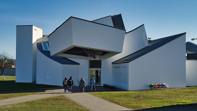 Vitra Design Museum (explore 2-Apr-2021)