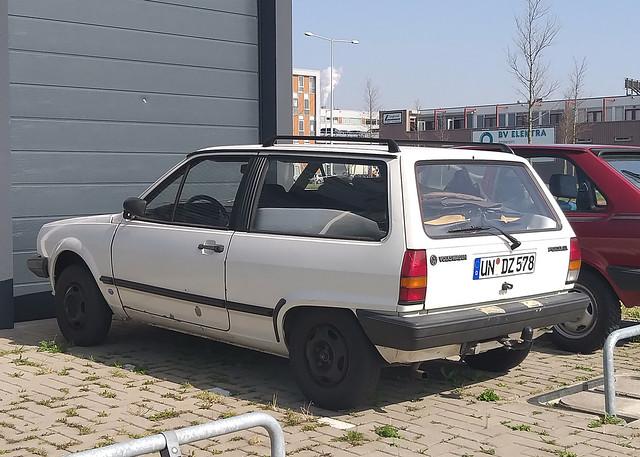 1981-1990 VOLKSWAGEN Polo CL MK2 Kombilimousine