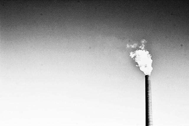 exhaust(ed)