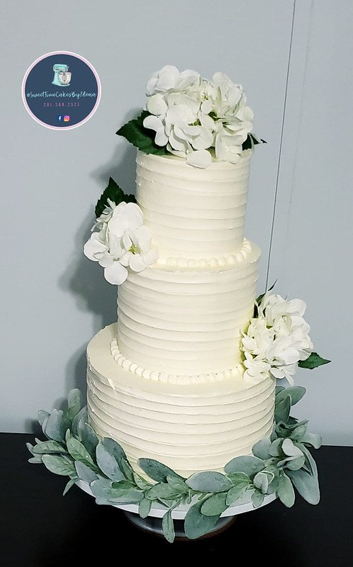 Cake by Sweet Time Cakes