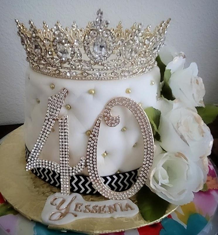 Cake by Rubio's Cakes