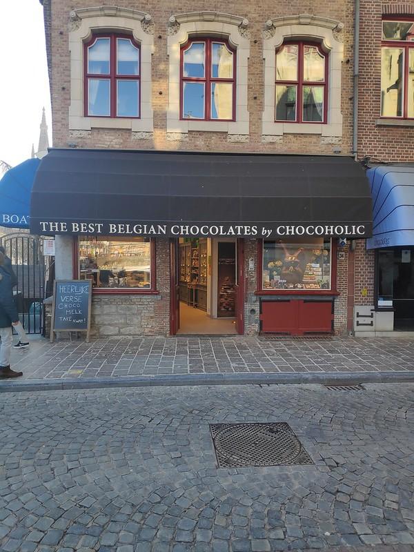 Brujas y el chocolate
