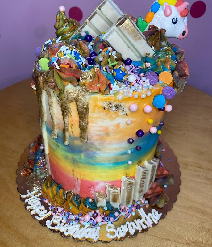 Cake by Little Miss Cupcape