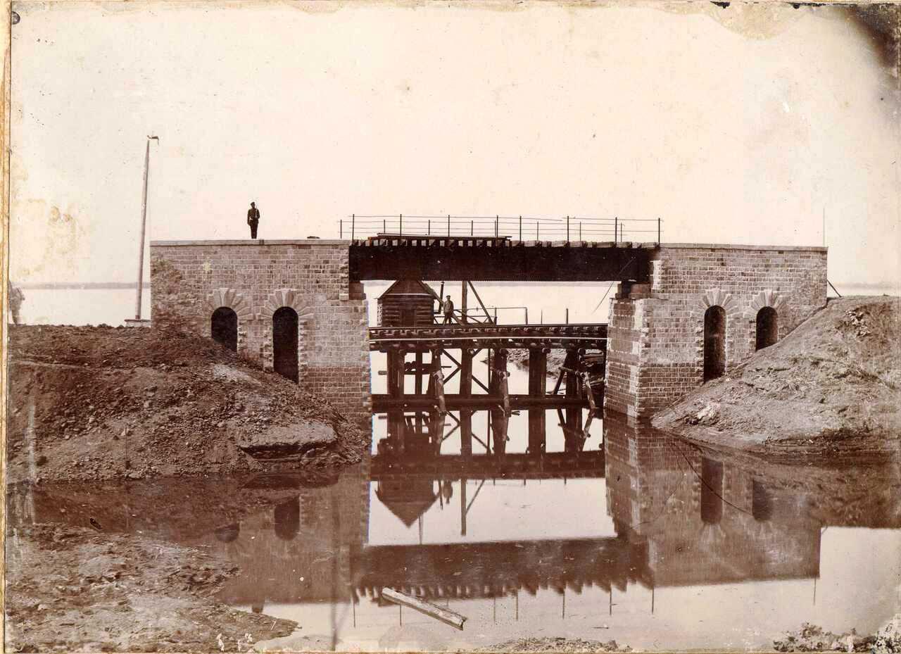 19. Железнодорожный мост на Пристань-ветке