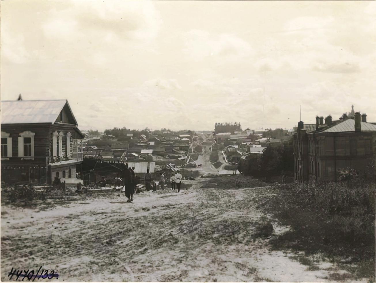 08. Лисуновская улица. 1900