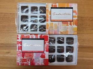 Christmas Present Chocolates