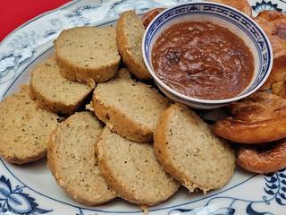 Coles Christmas Roast and Chutney