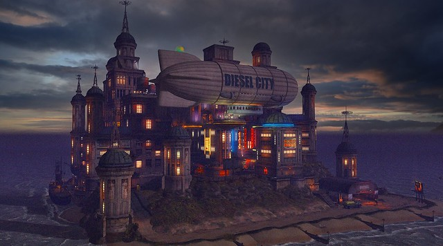 Drune Diesel City - I