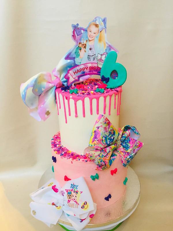 Jojo Siwa Cake by Got What it Cakes NH