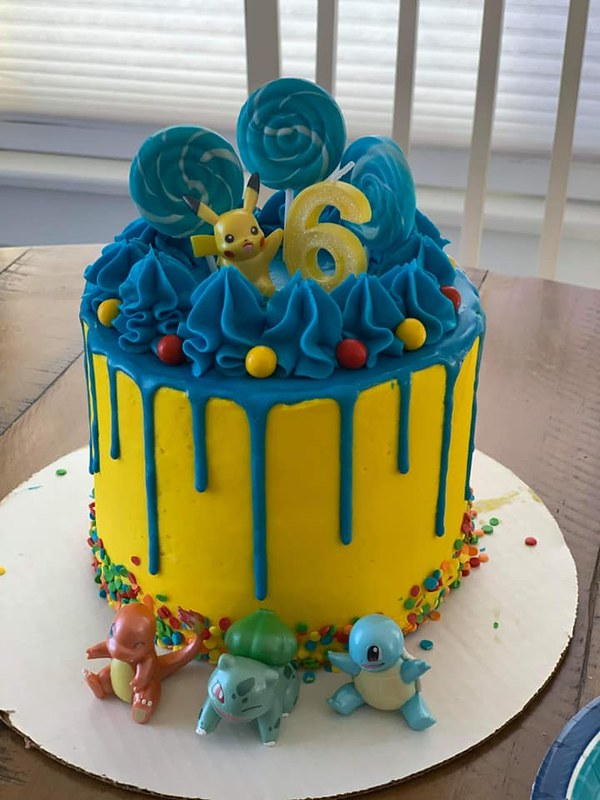 Cake by Nicole's Sweet Treats