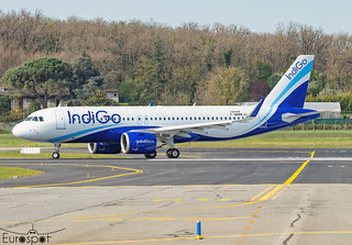 F-WWBB / VT-ISF Airbus A320-251N Delta s/n 10444 * Toulouse Blagnac 2021 *