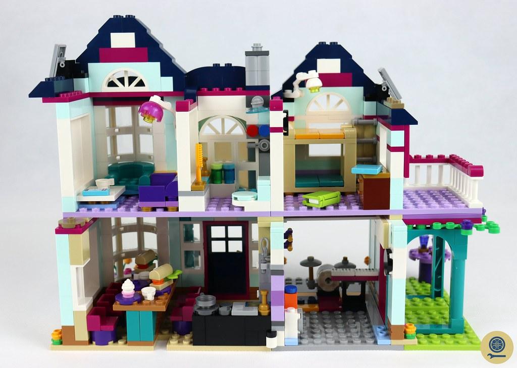 41449 LEGO Andrea's Family House 5