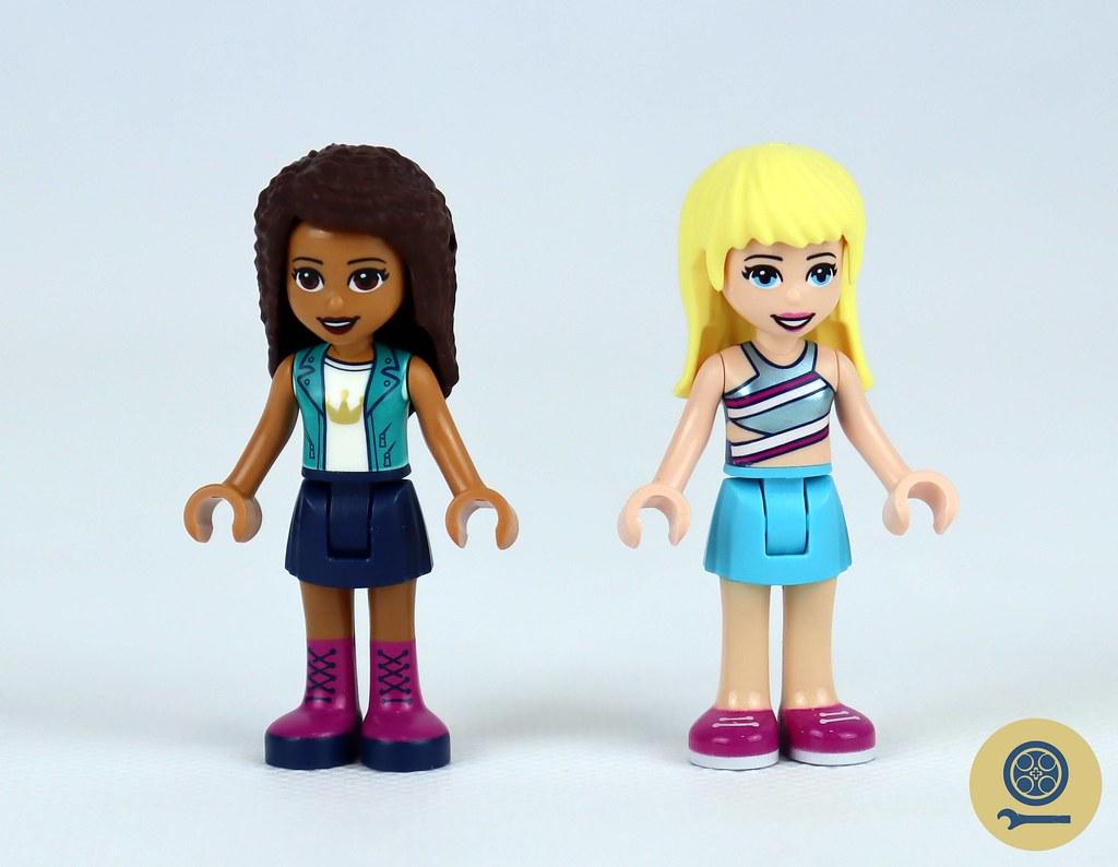 41449 LEGO Andrea's Family House 2