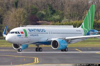 Bamboo Airways Airbus A320-251N cn 10372 VN-A226