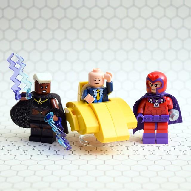 A Few Good X-Men