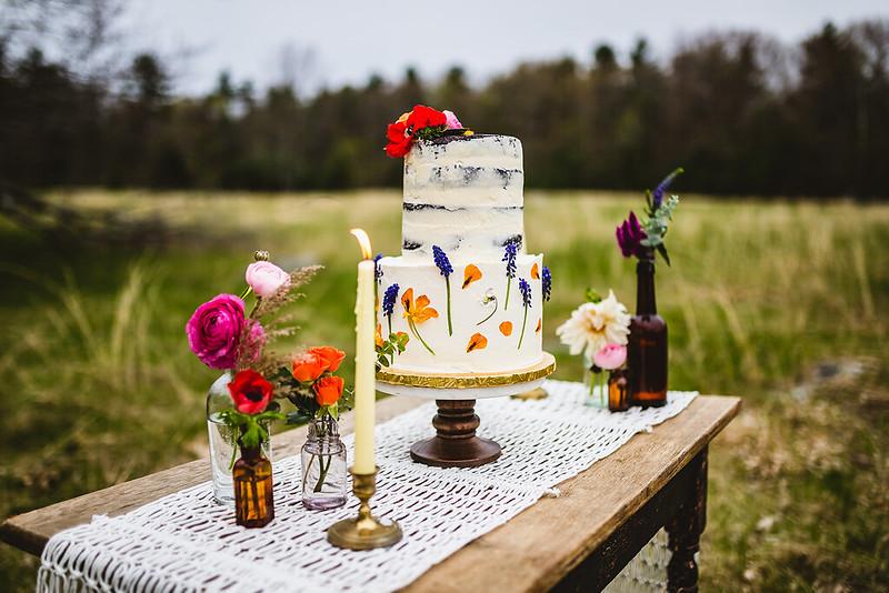 Cake by Village Baking Co.
