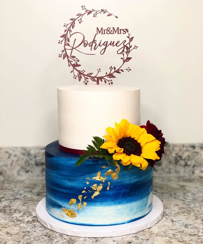 Cake by Short and Sweet Bakery