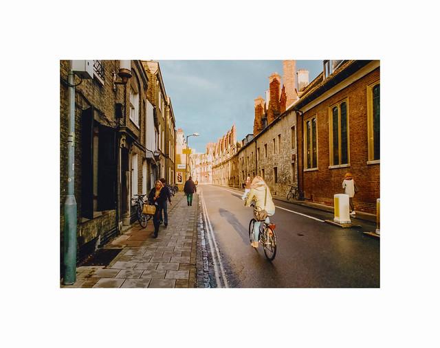 Cambridge, England, 2015