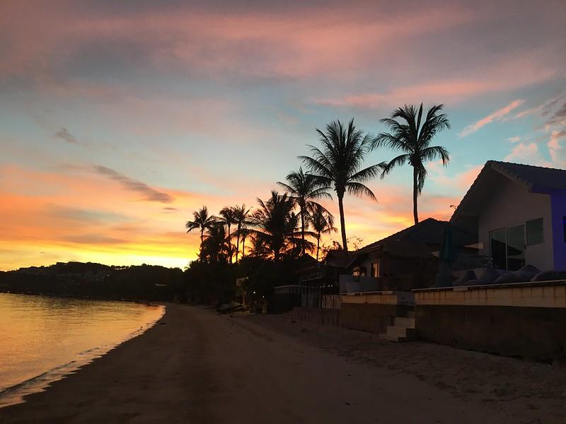 サムイ島から日々雑感-Eボーディングパスは正本用意を(次のタイ旅行時に気をつけて)