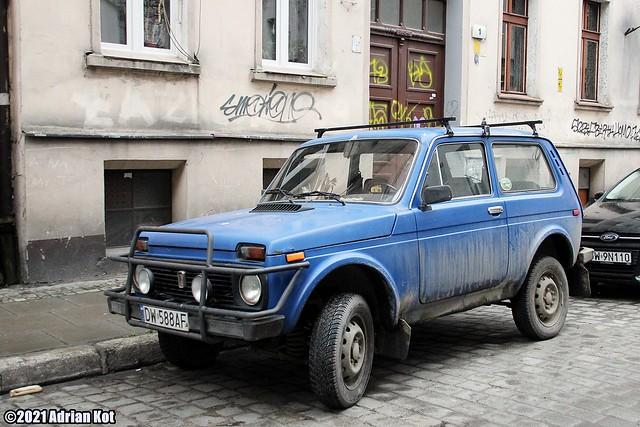 VAZ Lada 2121 Niva