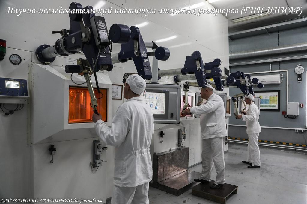 Научно-исследовательский институт атомных реакторов (ГНЦ НИИАР)