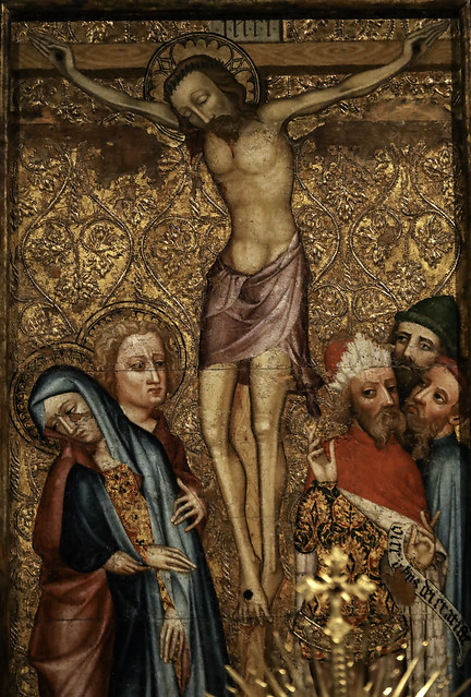 Crucifixion of our Lord