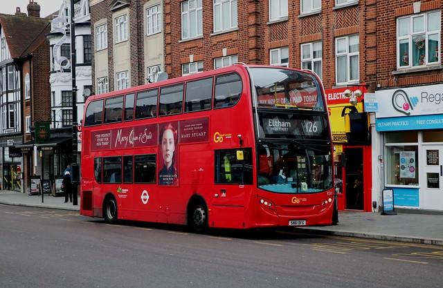 Go Ahead London Metrobus - E227 - SN61DFG