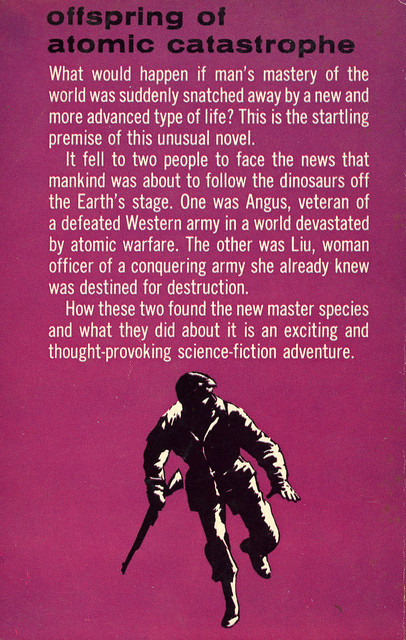 Ace Books F-201 - Paul MacTyre - Doomsday, 1999 (back)