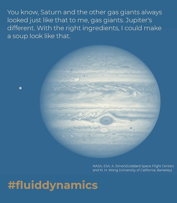 Fluid Jupiter