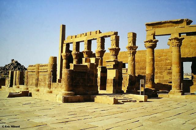 Assouan - Temples de Philae